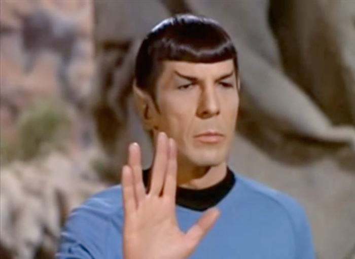Spock - Live Long, and Prosper