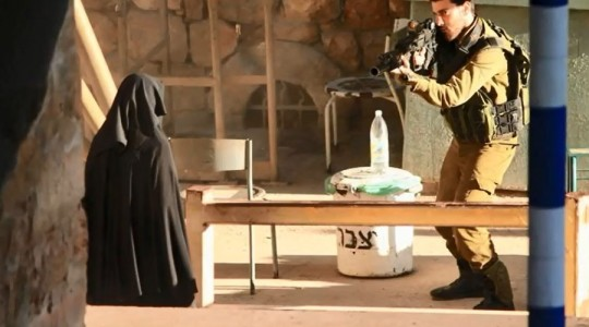 israeli-solider-palestinian